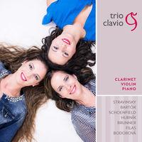 Bartok - Trio Clavio