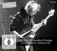 Michael Schenker - Live At Rockpalast: Hamburg 1981
