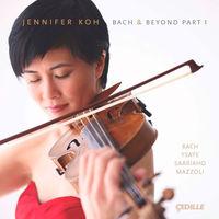 Jennifer Koh - Bach & Beyond Part 1