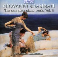 Francesco Caramiello - Complete Piano Works 3