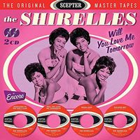 Shirelles - Will You Love Me Tomorrow (Uk)