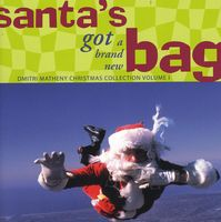 Dmitri Matheny - Santa'S Got A Brand New Bag