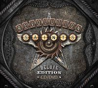 Heaven Ablaze - Revolution Saints [Deluxe w/DVD]
