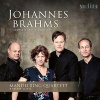 Mandelring Quartett - Johannes Brahms: Complete String Quintets