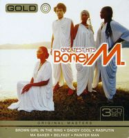 Boney M - Gold: Greatest Hits [3CD Tin Box]