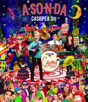 Casiopea 3rd - A.So.N.Da: A.So.Bo Tour 2015 / (Jpn)