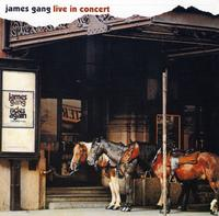 James Gang - Live In Concert [Import]