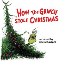 Dr. Seuss' The Grinch - How The Grinch Stole Christmas [Green LP Soundtrack]