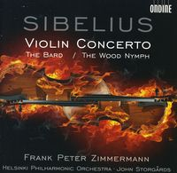 Zimmerman/Schiff - Violin Concerto / the Band / the Wood Nymph