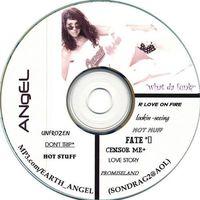Angel - Positive Pop Spirited Fun (! (Listen Hi Fi MP3s)