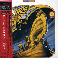 Iron Butterfly - Heavy (Jpn) (Jmlp)