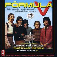 Formula V - Todos Sus Singles Y Sus Dos Primeros LP's En Discos Philips (1968-1975)