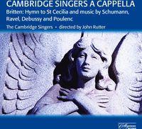 JOHN RUTTER - Cambridge Singers a Capella