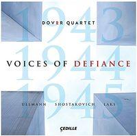 Dover Quartet - Voices Of Defiance