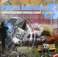 Paten Locke - Super Ramen Rocketship