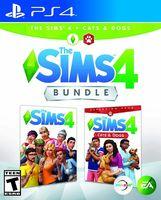 Ps4 Sims 4: Plus - Cats & Dogs Bundle - Sims 4: Plus - Cats & Dogs Bundle