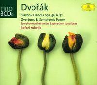 Symphonieorchester Des Bayerischen Rundfunks - Slavonic Dances / Overtures & Symphonic Poems