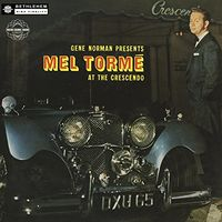 Mel Torme - At The Crescendo [Remastered]