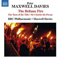 BBC Philharmonic Orchestra - Beltane Fire & Choral Works
