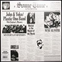 John Lennon - Some Time In New York City [Vinyl]