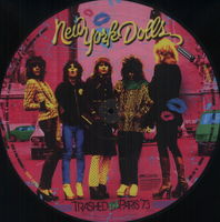 New York Dolls - Trashed In Paris 73