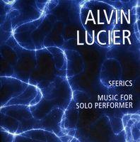 Alvin Lucier - Music For Solo Performer