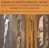 William Geib - Forms In Instrumental Music: P
