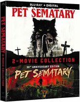 Pet Sematary [Movie] - Pet Sematary 2019/1989 (2 Movie Collection)