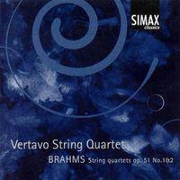 J. BRAHMS - String Quartets 1 & 2