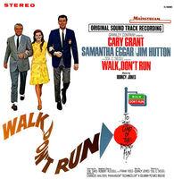 Quincy Jones - Walk Don't Run / O.S.T. [Remastered] (Jpn)