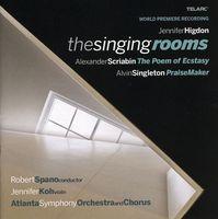 Robert Spano - Singing Rooms