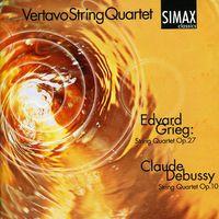 E. GRIEG - String Quartets