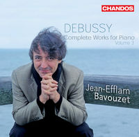 Jean-Efflam Bavouzet - Complete Works for Piano 3