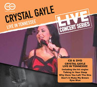 Crystal Gayle - Live In Tennessee (W/Dvd)