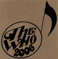 The Who - LIVE: ATLANTIC CITY NJ 11/24/06
