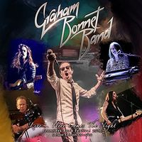 Graham Bonnet - Live Here Comes The Night [Digipak]