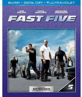 The Fast & The Furious [Movie] - Fast Five