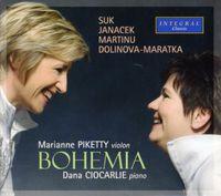 Lekeu/Magnard - Bohemia