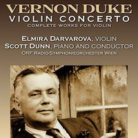 Elmira Darvarova - Violin Concerto