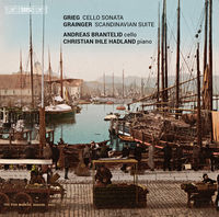 Andreas Brantelid - Cello Works