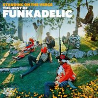 Funkadelic - Standing On The Verge [Import]