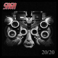 Saga - 20/20 [Colored Vinyl] (Gate) [Limited Edition] [180 Gram] (Red) (Ger)