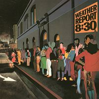 Weather Report - 8:30 (Hol)