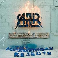 The All-American Rejects - When The World Comes Down [Limited Edition Clear Vinyl]