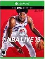 Xb1 NBA Live 19 - NBA Live 19  for Xbox One