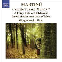 Giorgio Koukl - Complete Piano Music 7