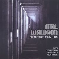 Mal Waldron - One Entrance, Many Exits