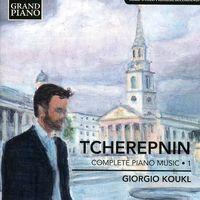 Giorgio Koukl - Complete Piano Music 1