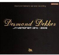 Desmond Dekker - In Memoriam: 1941-2006