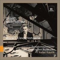 W.A. Mozart - Piano Concertos No 22 & 23